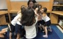 Educação através do amor Garatuja